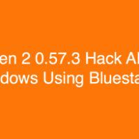 Pokemon Go Gen 2 0.57.3 Hack APK with GPS on Windows Using Bluestacks