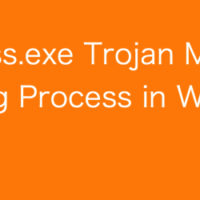 Fix csrss trojan malware process windows
