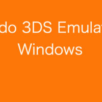 Nintendo 3DS Emulator for Windows