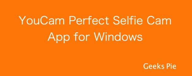 YouCam Perfect Windows