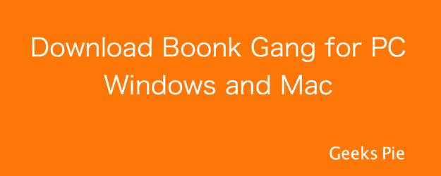 Download Boonk Gang for PC Windows and Mac