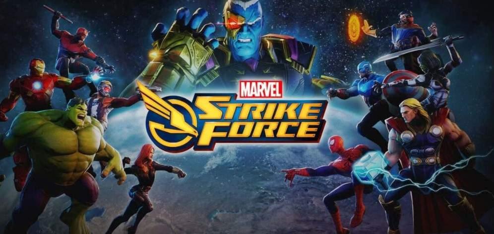 Download Marvel Strike Force On Macbook Pro