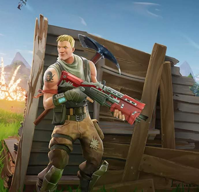 fortnite battle royale no download