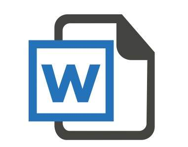 delete a blank page in MS Word